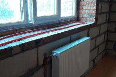 Радиатор и теплый подоконник