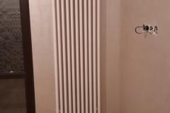 Вертикальный дизайнерский радиатор