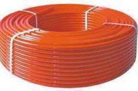 Труба из термостабилизированного полиэтилена PE-RT 16 (2,0) (200м) Контур красный