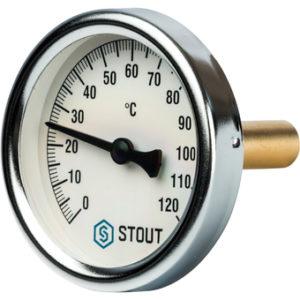 Контрольно измерительные приборы Торговый дом ИжСнабРесурс Термометр
