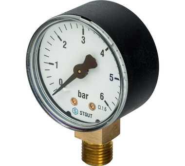 Измерительные приборы для отопления
