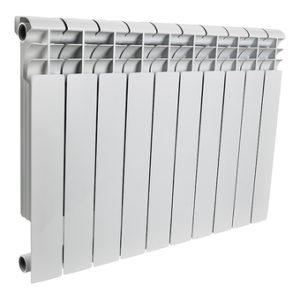 Радиатор ROMMER 4 секции радиатор биметаллический Profi BM 500 (BI500-80-80-150)
