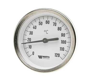 Термометр биметаллический Watts F+R801(T) 63/50 купить В Ижевске