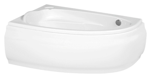 Ванна асимметр, JOANNA 150*95, левая, белый, сорт 1