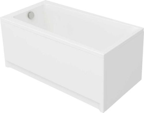Ванна прямоуг.: LORENA 160*70 белый, сорт 1