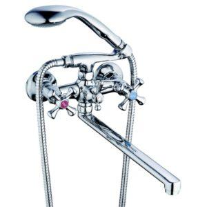 QTZ7-A827 Смеситель для ванны двуручковый