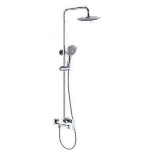 """NOB16-A128 смес. для ванной с верхней лейкой """"Тропический душ"""""""