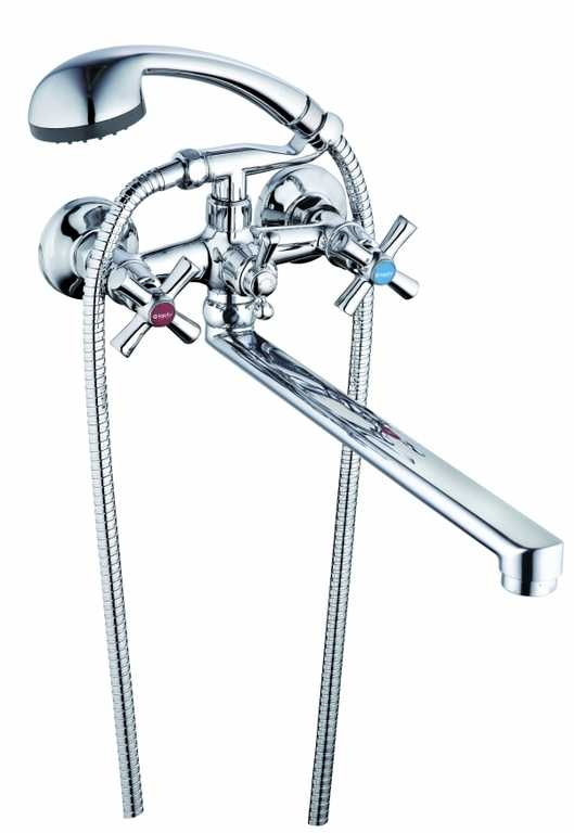 QML7-A856 Смеситель для ванны с поворотным изливом