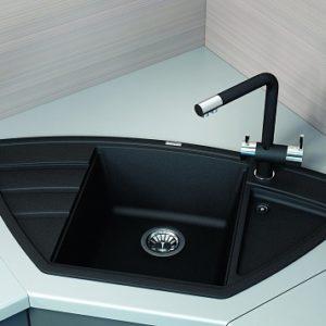 Кухонная мойка ЛИПСИ 980С Florentina
